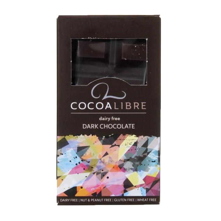 Cocoa Libre Dark Chocolate Dairy Free Bar 50g
