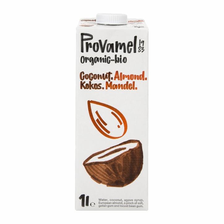 Provamel Organic Coconut & Almond Drink 1l