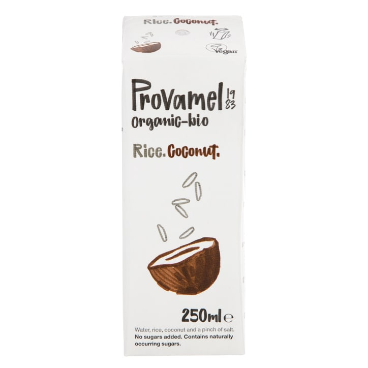 Provamel Organic Rice Coconut Drink 250ml