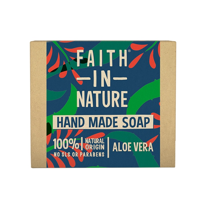 Faith in Nature Aloe Vera with Ylang Ylang Soap