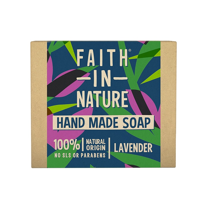Faith in Nature Lavender Soap