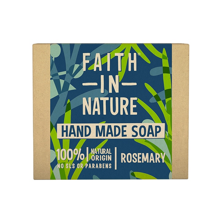 Faith in Nature Rosemary Soap 100g