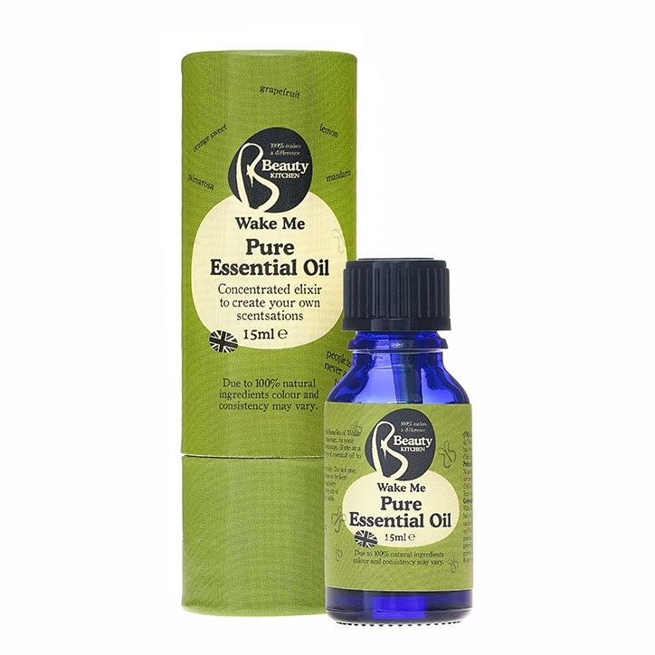 Beauty Kitchen Wake Me Essential Pure Essential Oil