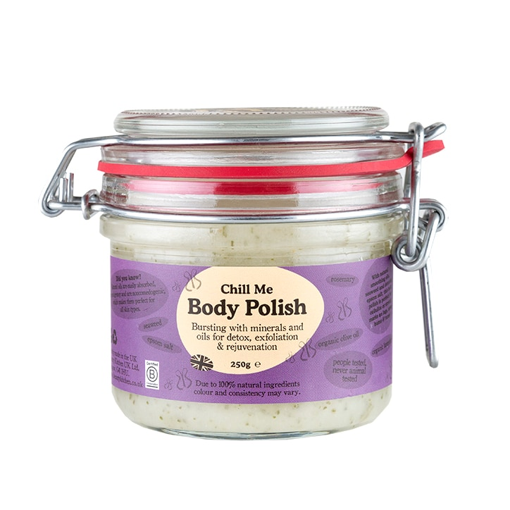 Beauty Kitchen Chill Me Sensitive & Age Defying Body Polish 250g