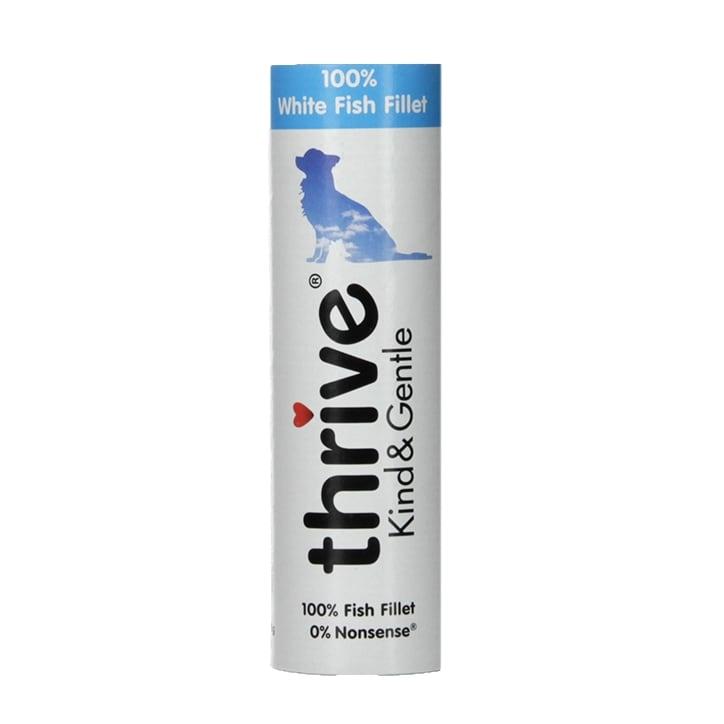 Thrive Kind & Gentle 100% White Fish Dog Treats 15g