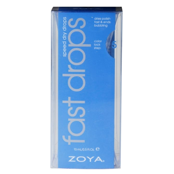 Zoya Hurry Up Fast Drops