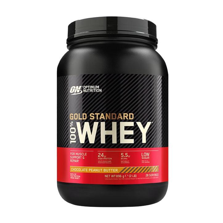 Optimum Nutrition Gold Standard 100% Whey Powder Chocolate Peanut Butter 891g