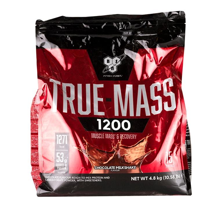 BSN True-Mass 1200 Powder Chocolate 4.8kg