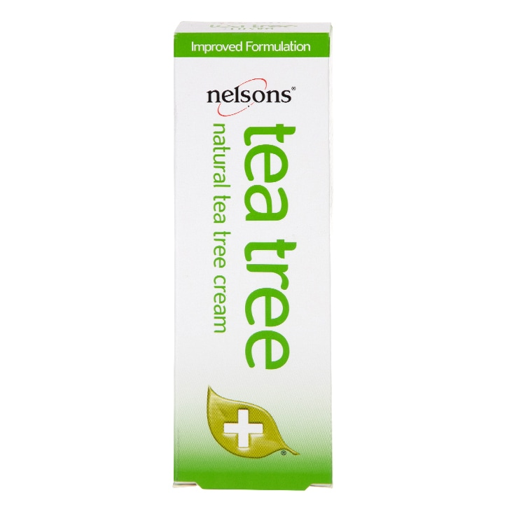 Nelsons Tea Tree Cream 30g