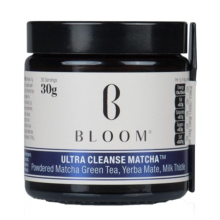 Bloom Ultra Cleanse Matcha Tea Powder