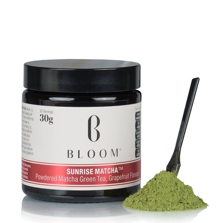 Bloom Sunrise Matcha Green Tea Powder