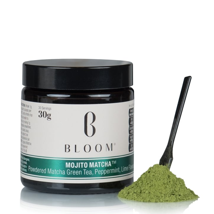 Bloom Mojito Matcha Green Tea Powder