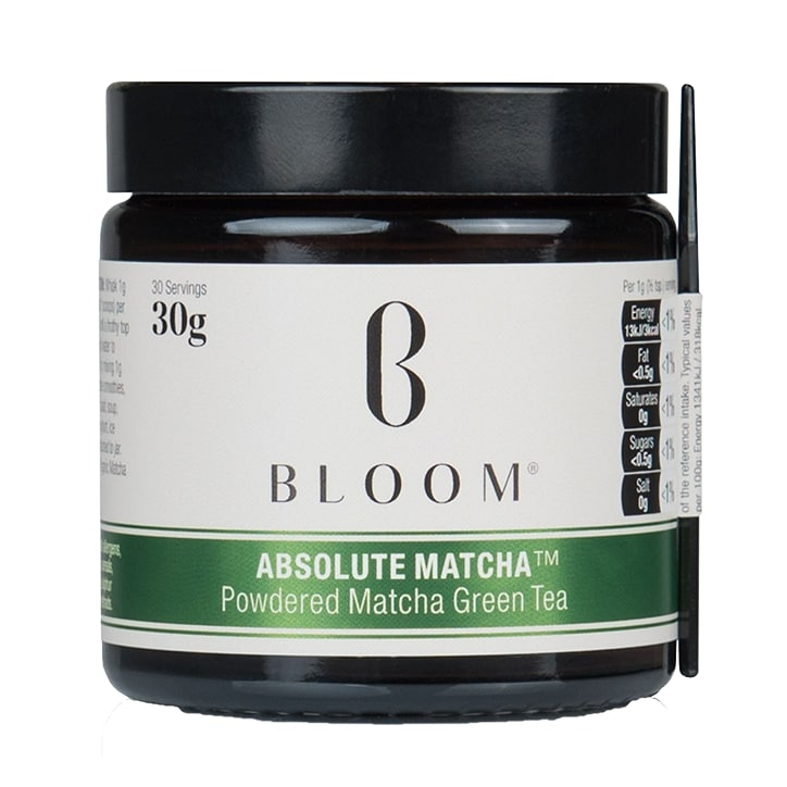 Bloom Absolute Matcha Green Tea Powder