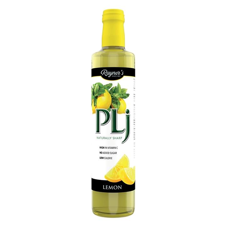 Plj Lemon Juice 500ml