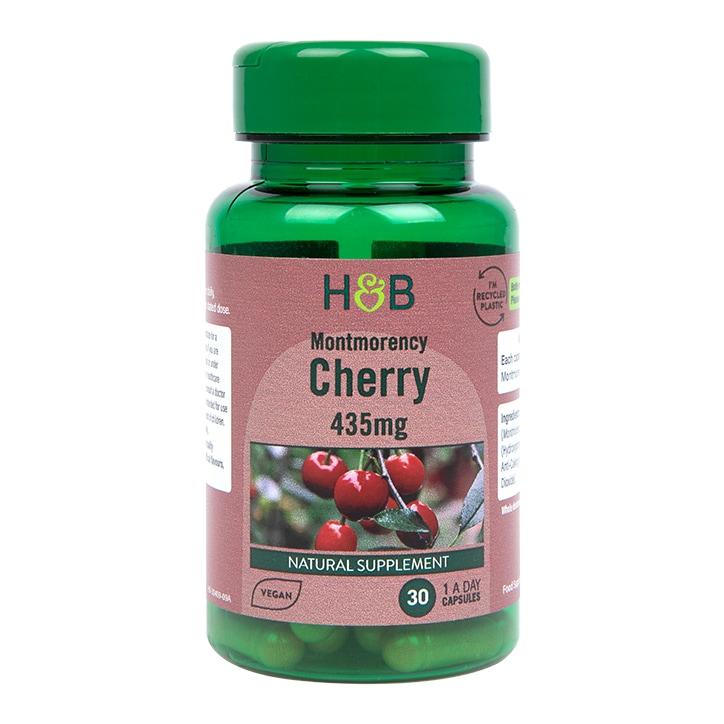 Holland & Barrett Cherry Effect 30 Capsules