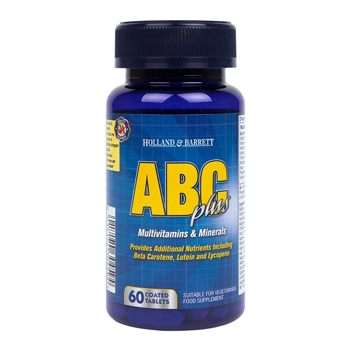 Holland & Barrett ABC Plus 60 Tablets