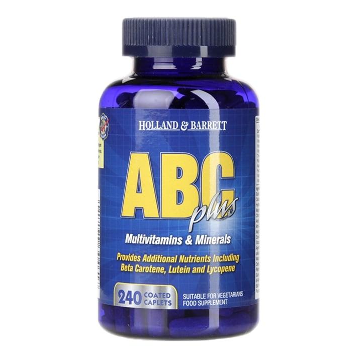 Holland & Barrett ABC Plus 240 Tablets