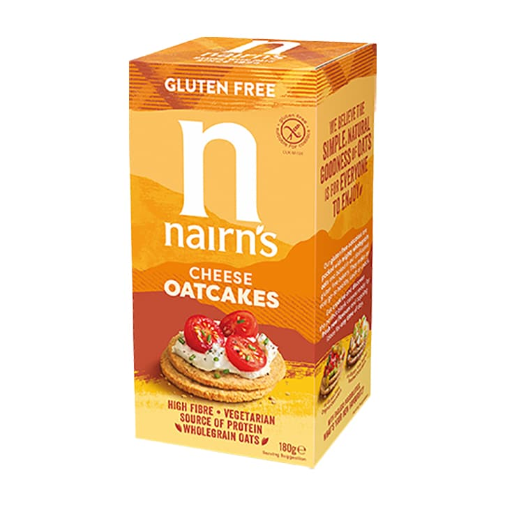 Nairn's Cheese Oatcakes 135g