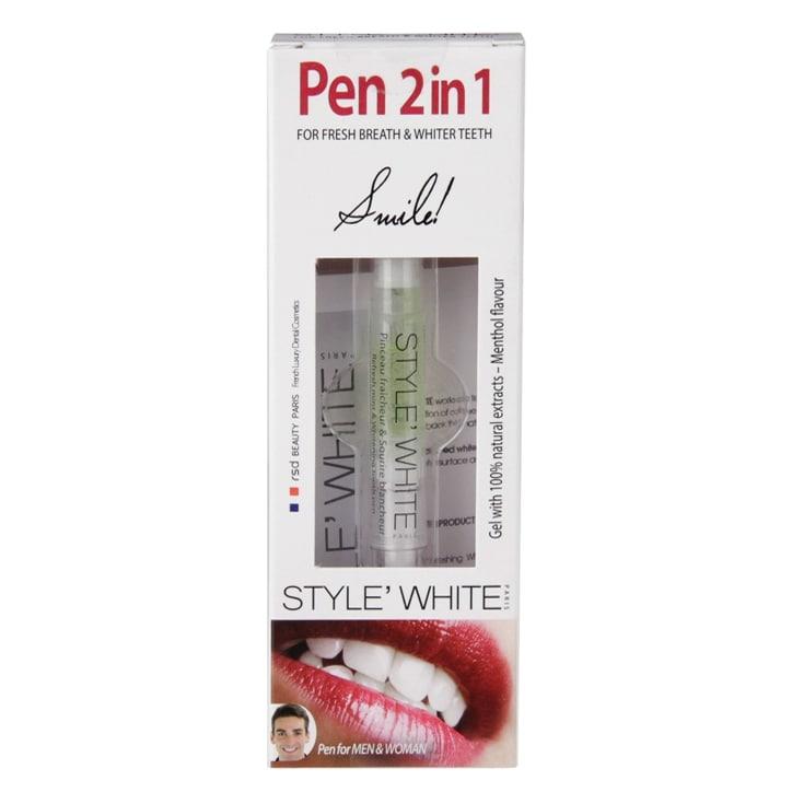 Style White Refreshing Dental Pen