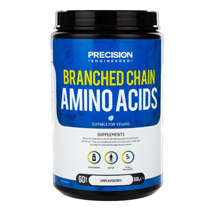 Precision Engineered Branched Chain Amino Acids 300g Powder