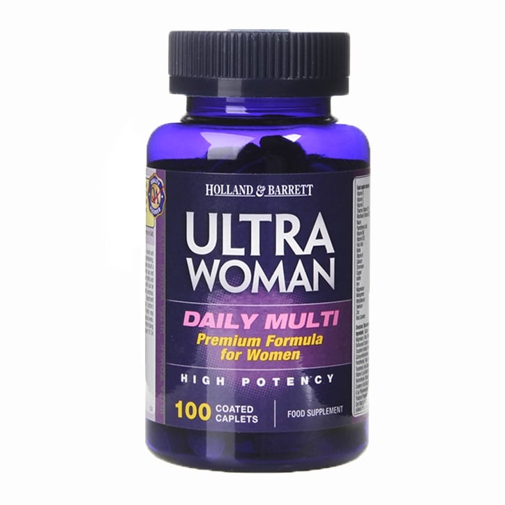 Holland & Barrett Ultra Woman Daily Multi 100 Caplets