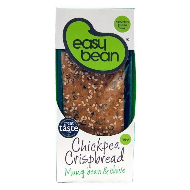 Easy Bean Chickpea Crispbread Mung Bean & Chive 110g