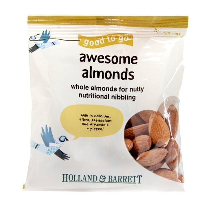 Holland & Barrett Natural Almonds 40g