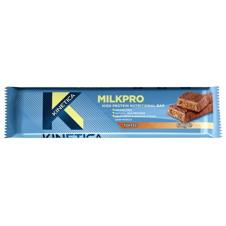 Kinetica Milkpro Protein Bar Toffee 60g