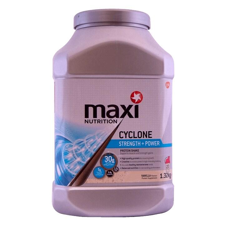 MaxiNutrition Cyclone Powder Vanilla