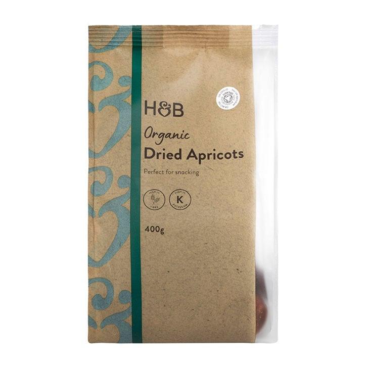 Holland & Barrett Organic Apricots 400g