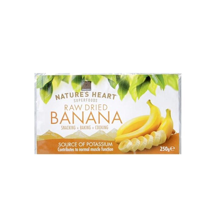 Terrafertil Dried Banana 250g
