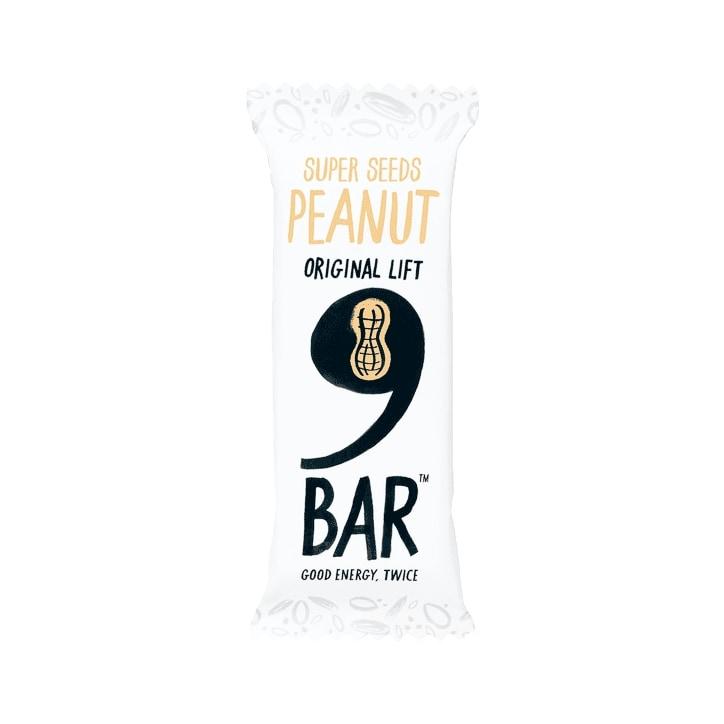 9Bar Original Lift Peanut 50g Bar