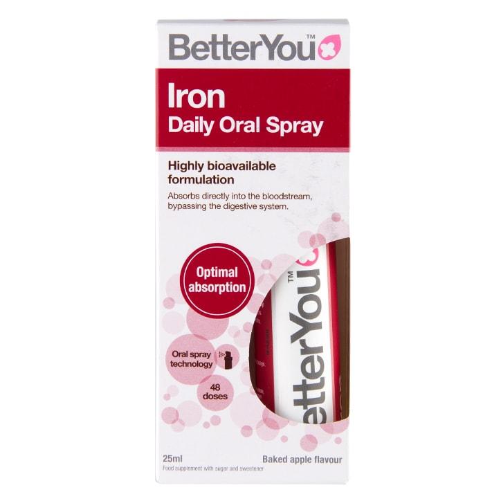 BetterYou Iron Daily Oral Spray
