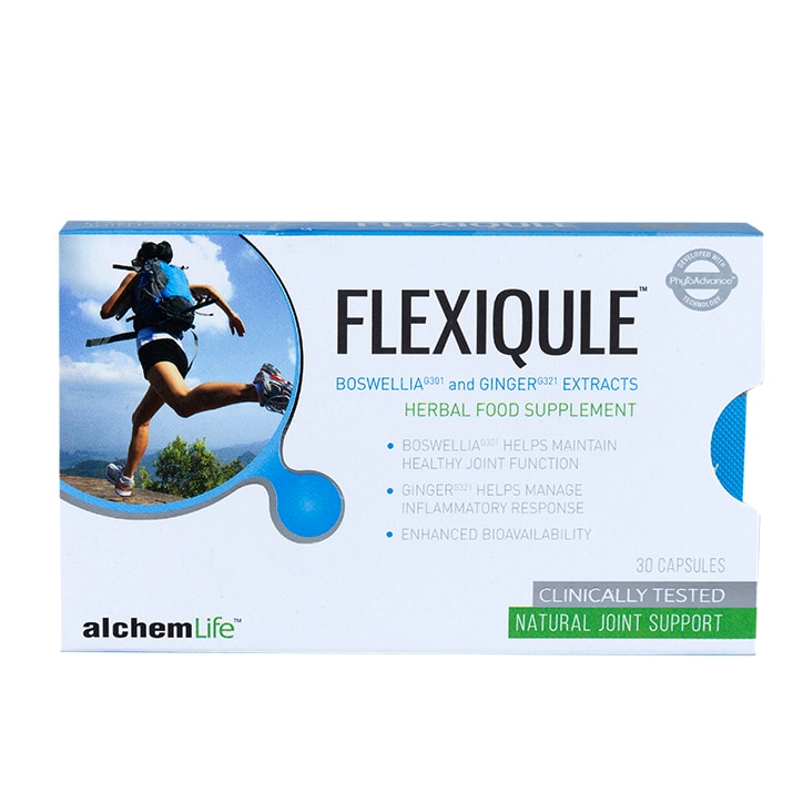 Flexique Natural Joint Support 30 Capsules