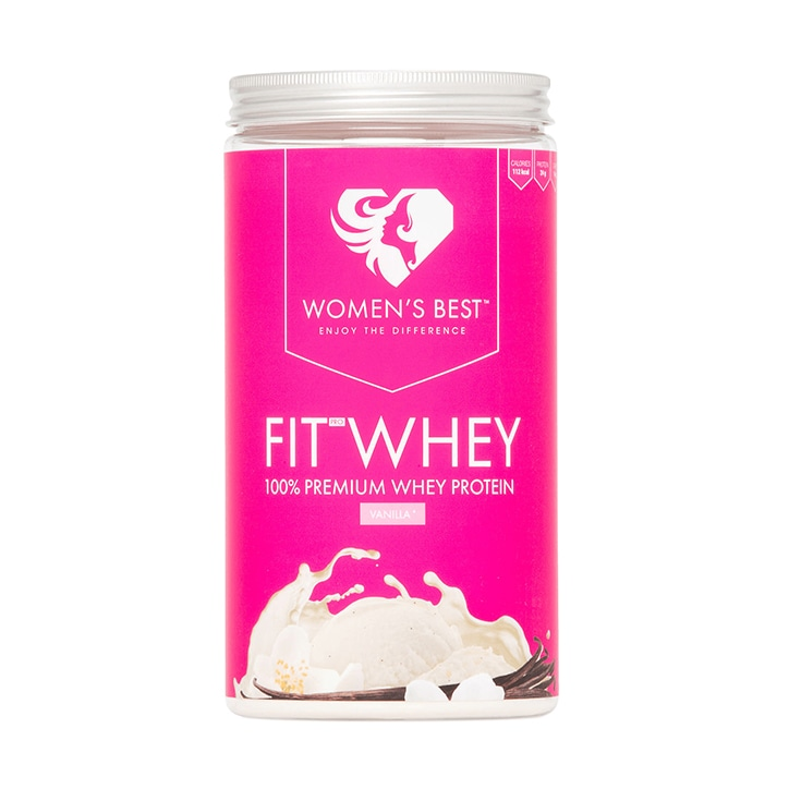 Women's Best Fit Whey Vanilla 500g