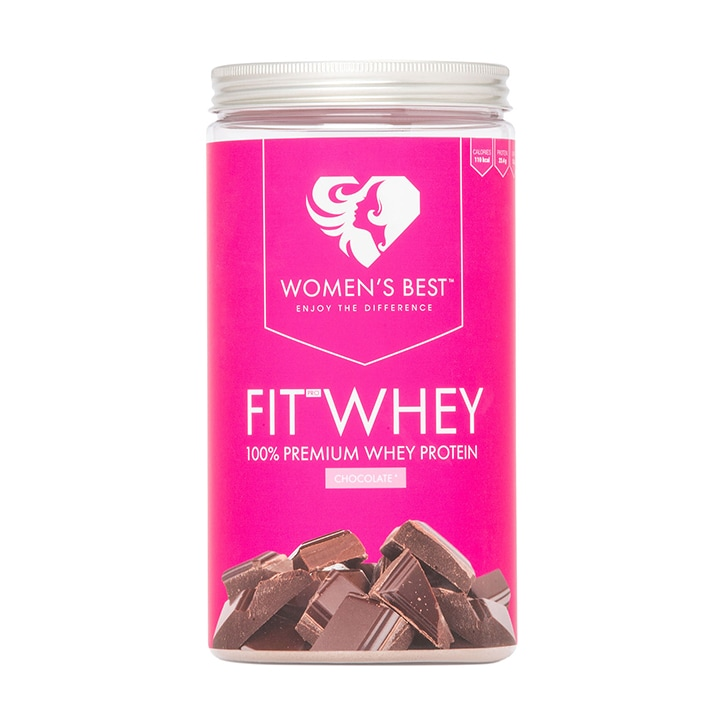 Women's Best Fit Whey Chocolate 500g