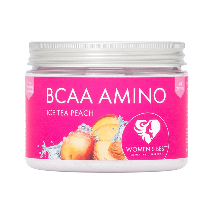 Women's Best BCAA Amino Ice Tea Peach 200g