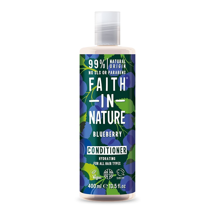 Faith in Nature Blueberry Conditioner