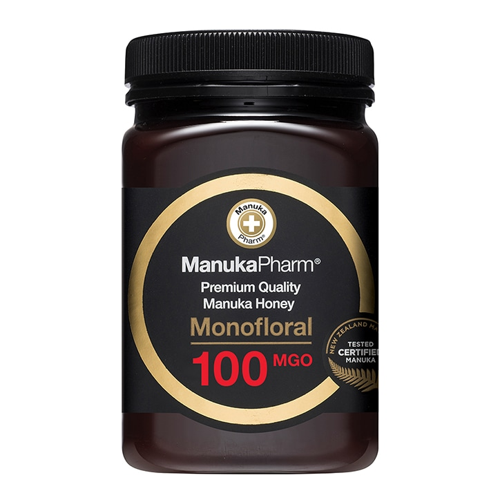 a83c33180 Manuka Pharm Premium Monofloral Manuka Honey MGO 100