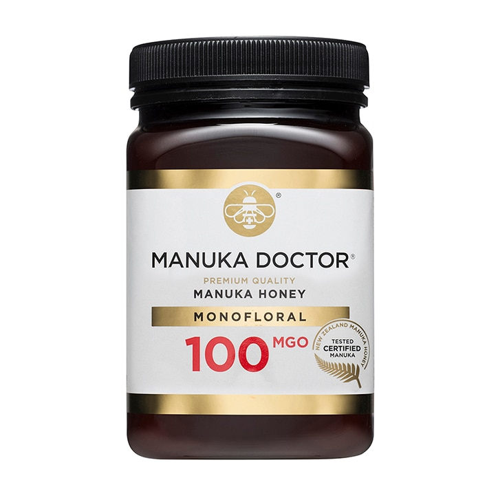 Manuka Doctor Premium Monofloral Manuka Honey MGO 100 500g