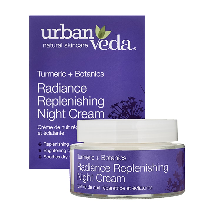 Urban Veda Radiance Replenishing Night Cream 50ml