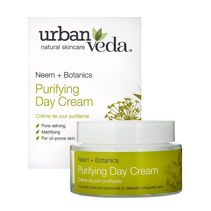 Urban Veda Purifying Day Cream 50ml