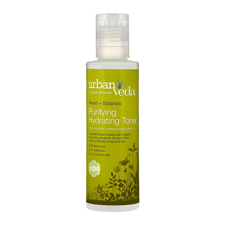 Urban Veda Purifying Hydrating Toner 150ml