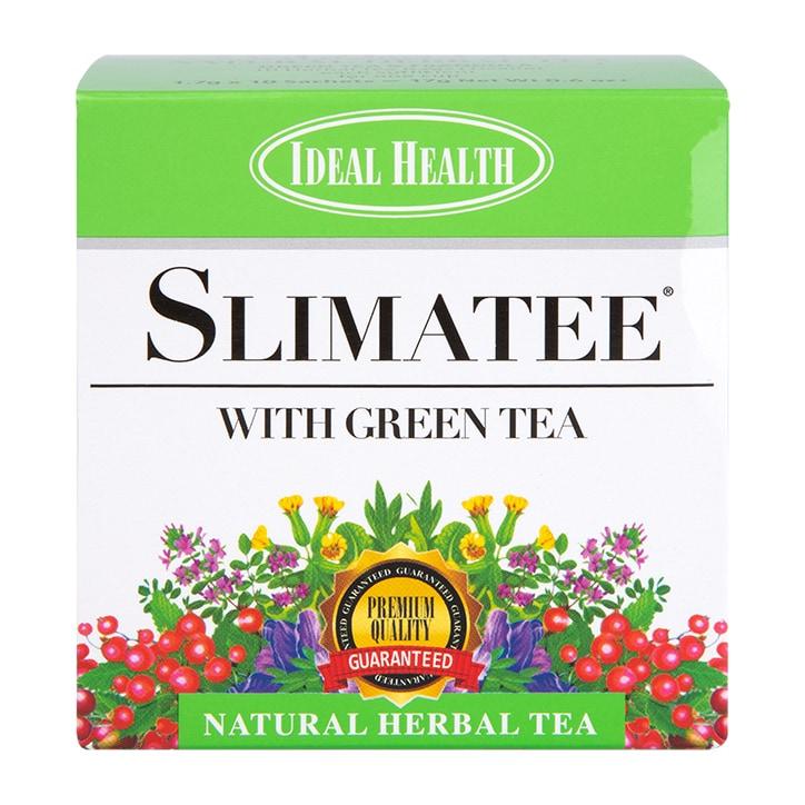 Ideal Health Slimatee with Green Tea 10 Tea Bags