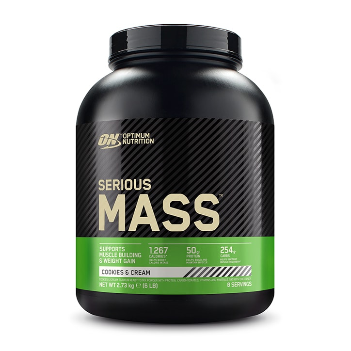 Optimum Nutrition Serious Mass Cookies & Cream