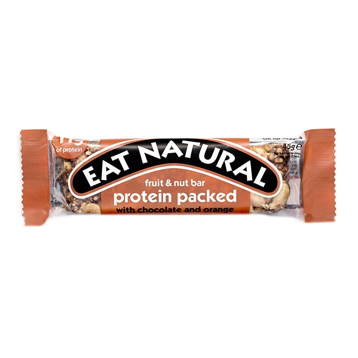 Eat Natural Protein Packed Chocolate Orange 45g