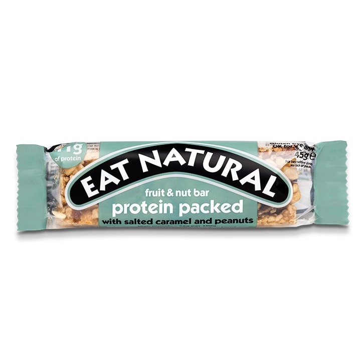 Eat Natural Protein Packed Salted Caramel Peanut 45g