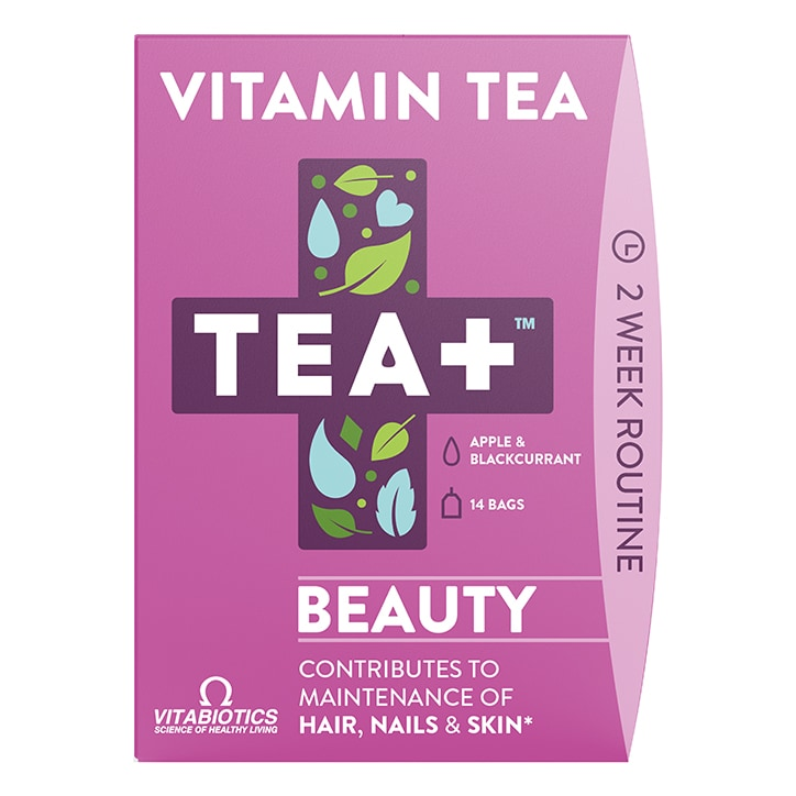 TEA + Beauty Vitamin Tea 14 Day Routine 28g