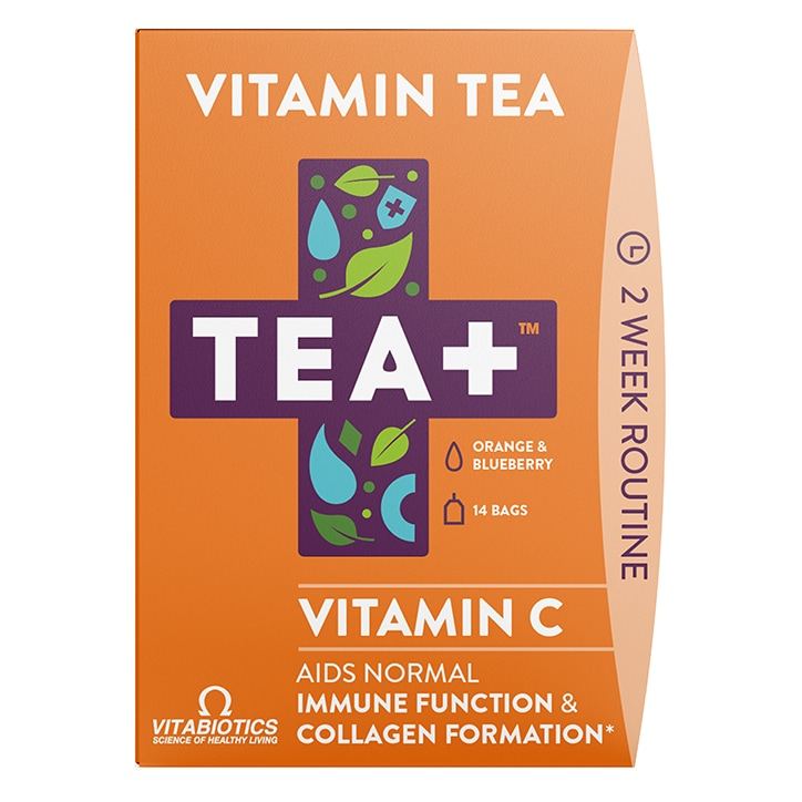 TEA + Vitamin C Vitamin Tea 14 Day Routine 28g