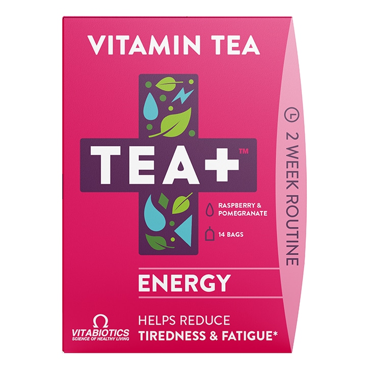 Tea + Energy Vitamin Tea